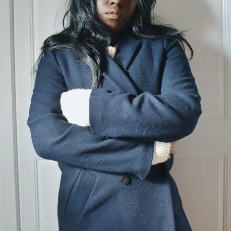 Zara Womens Tomboy Coat